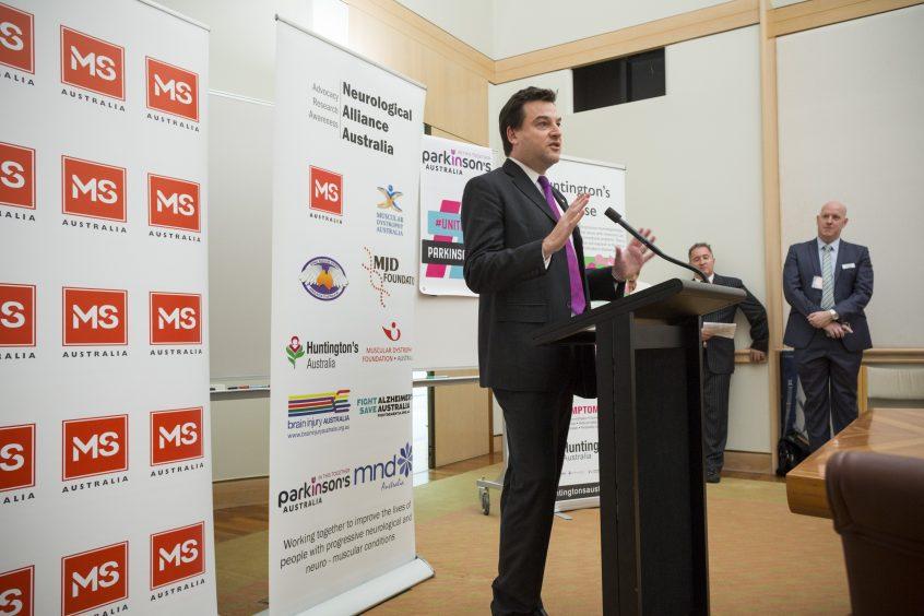 Professor Matthew Kiernan, Director of the Motor Neurone Disease Research Institute of Australia